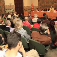 Taula rodona amb candidats catalans a les eleccions