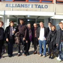 Visita d'estudis a Finlàndia