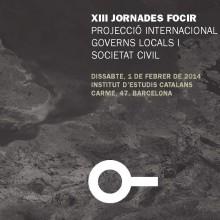 XIII Jornades FOCIR