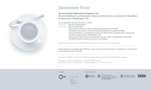 invitacióFOCIR_seminariSarukhan_25N