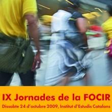 IX Jornades de la FOCIR