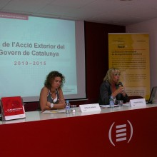 Informative meeting on the PAEC (Foreign Action Plan for Catalonia)