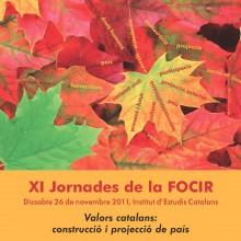XI Jornades de la FOCIR