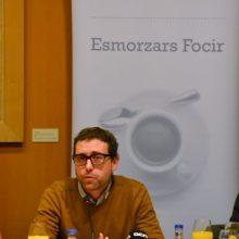 8th International FOCIR Breakfast with Albert Royo